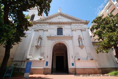Iglesia y Monasterio de Santa Catalina, Buenos Aires, Argentine
