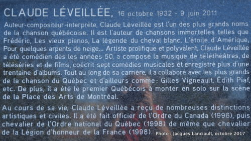 Place Claude-Léveillée, Laval, Québec