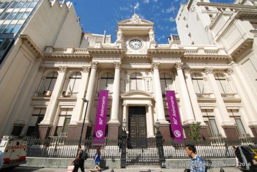 Banco Central de la República Argentina, Buenos Aires, Argentine