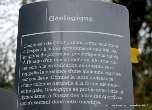 Géologique, Montréal, Québec