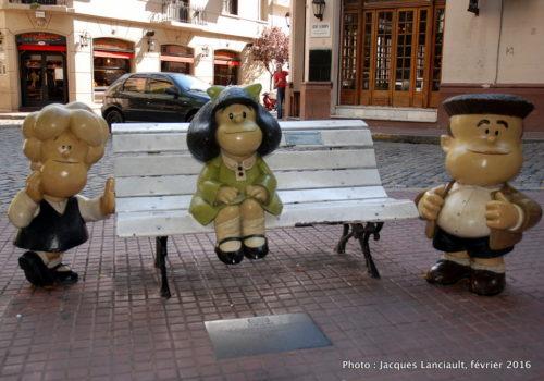 Mafalda et compagnie, Buenos Aires, Argentine