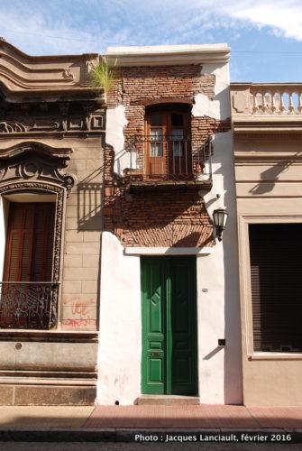 Casa Minima, Pasaje San Lorenzo, Buenos Aires, Argentine