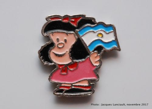 Mafalda de Quino, Buenos Aires, Argentine