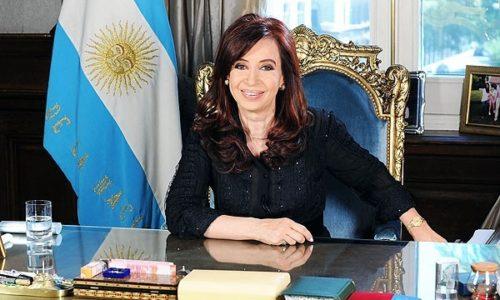 Cristina Fernández Kirchner, Buenos Aires, Argentine