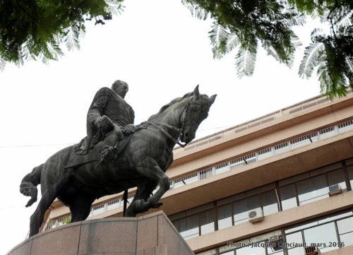 Monument Julio Argentino Roca, Buenos Aires, Argentine