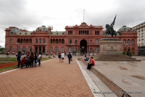 Plaza de Mayo, Buenos Aires, Argentine