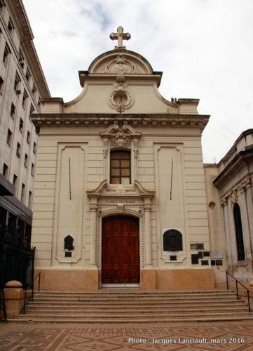 Capilla San Roque, Buenos Aires, Argentine