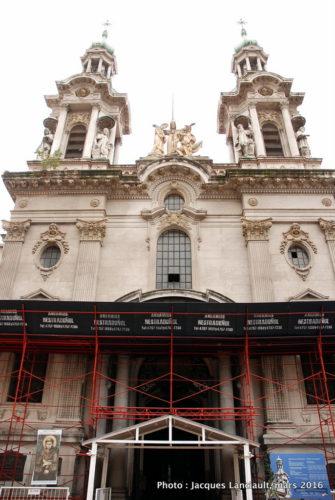 Iglesia del Convento Franciscano, Buenos Aires Argentine