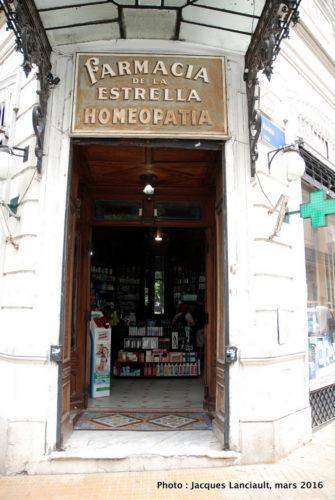 Farmacia la Estrella, Buenos Aires, Argentine