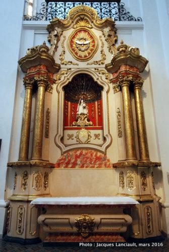 Iglesia de San Ignacio de Loyola, Manzana de las Luces, Buenos Aires, Argentine