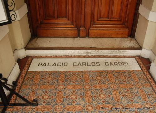 Palacio Carlos Gardel, Buenos Aires, Argentine