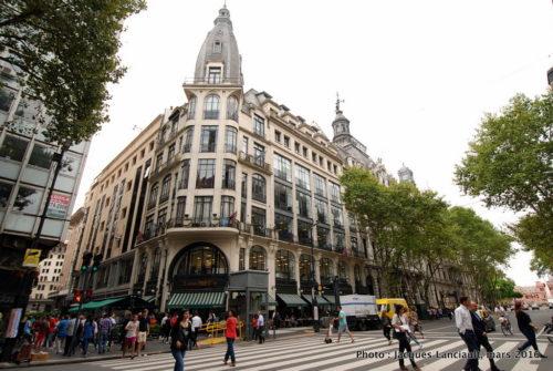 Loncon City Restaurant, Buenos Aires, Argentine
