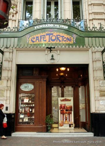 Café Tortoni, Buenos Aires, Argentine