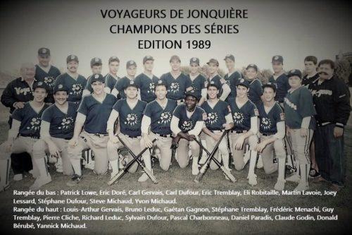 Voyageurs de Saguenay 1989