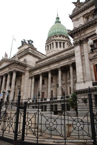 Palacio del Congreso de la naçion argentina, Buenos Aires, Argentine
