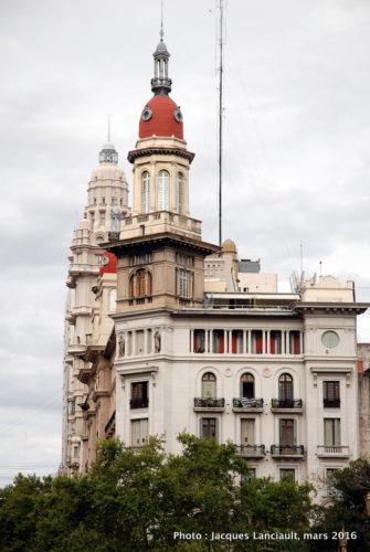Plaza del Congreso, Buenos Aires