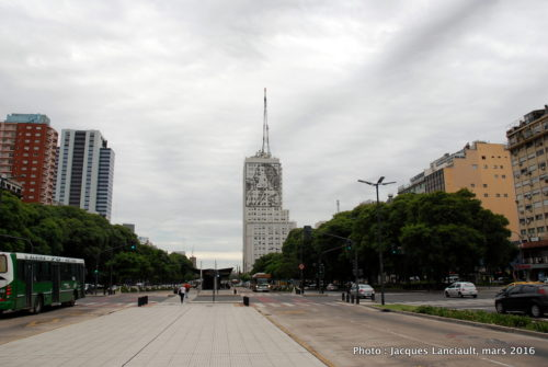 Avenida9 de julio, Buenos Aires, Argentine