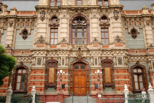 Palacio de Aguas Corrientes, Buenos Aires, Argentine