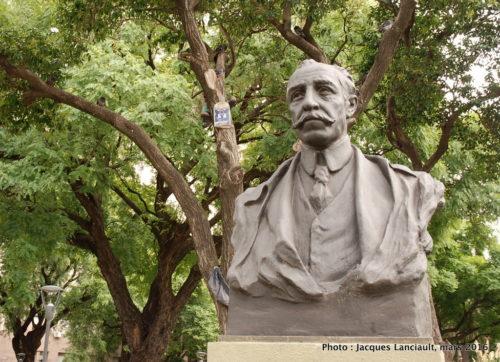 Plaza Doctor Bernardo H. Houssay, Buenos Aires, Argentine
