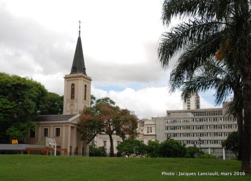 Iglesia San Lucas, Buenos Aires Argentine