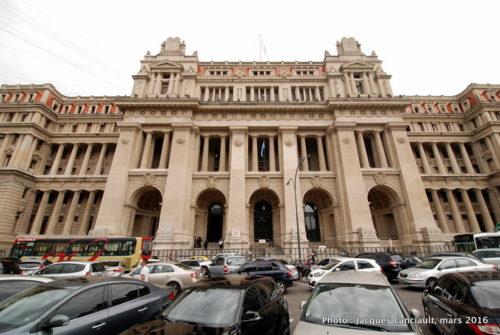 Palacio de justicia de la nacion, plaza Lavalle, Buenos Aires, Argentine