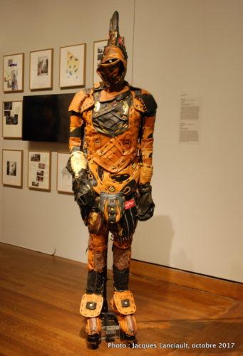 Il était une fois… le western (2017), Musée des beaux-arts de Montréal.