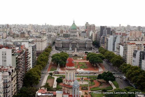 Palacio Barolo, Buenos Aires, Argentine