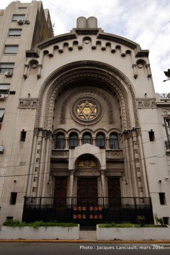 Templo Libertad, Buenos Aires, Argentine