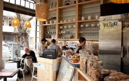 Café Voltaire, Buenos Aires Argentine