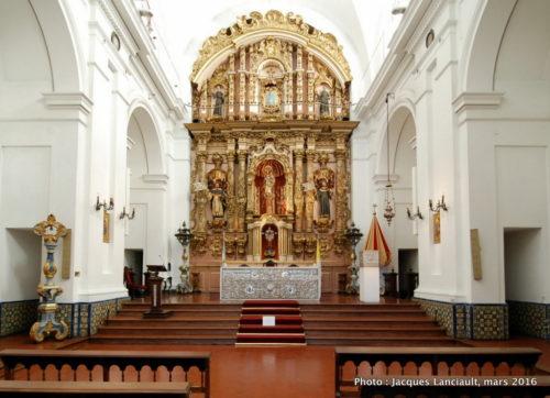 Basílica Nuestra Señora del Pilar, Buenos Aires, Argentine