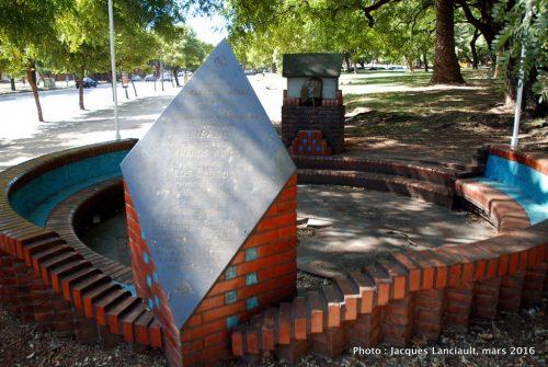 Fontaine Khalil Gibran Buenos Aires, Argentine