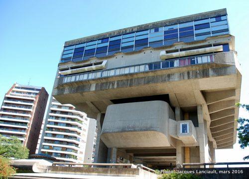 Bibliothèque nationale de la République argentine, Buenos Aires, Argentine