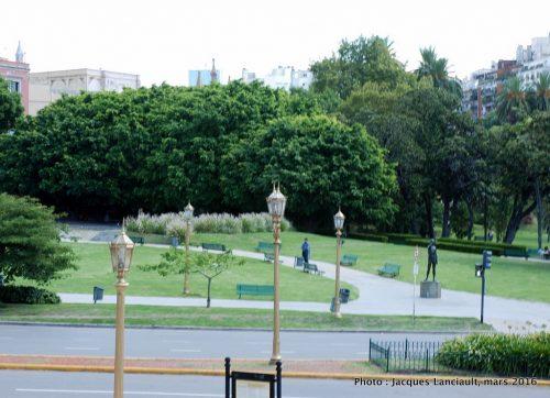 Plaza Intendente Alvear, Buenos Aires, Argentine