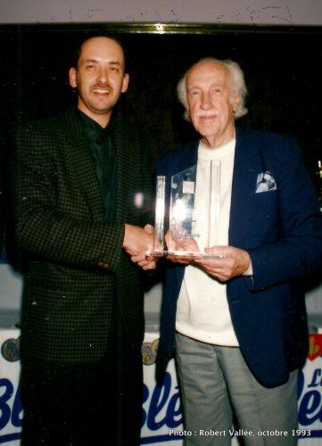 Jean Boisjoly et Raymond Perron