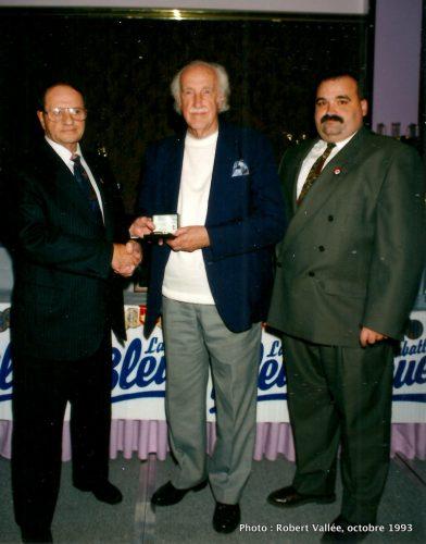 Raymond Demers, Raymond Perron et Denis Lévesque