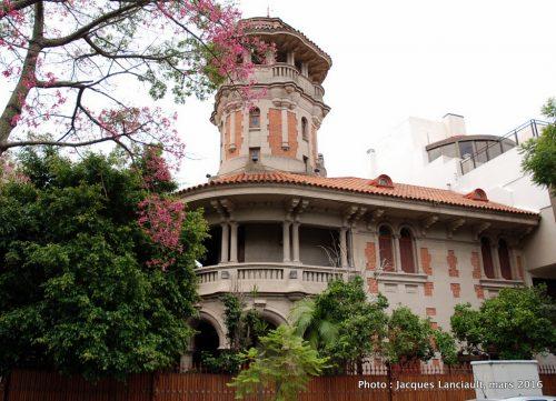 Quartier Palermo, Buenos Aires, Argentine