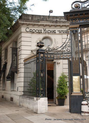 Museo nacional de arte decorativo, Palermo, Buenos Aires
