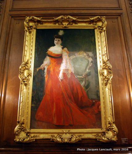 Josefina de Alvear de Errázuriz, Museo Nacional de Arte Decorativo, Buenos Aires, Argentine