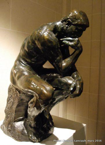 El Pensador, Museo Nacional de Arte Decorativo, Buenos Aires, Argentine