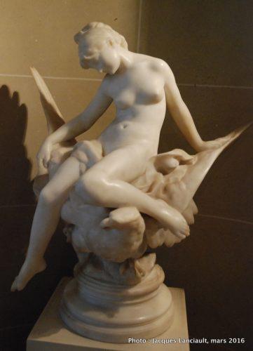 Hebe y el Aguila de Jupiter, Museo Nacional de Arte Decorativo, Buenos Aires, Argentine