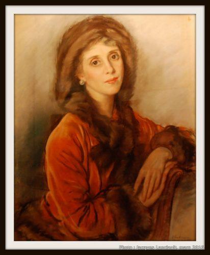 Comtesse Rosario Julia Zoubov, Museo Nacional de Arte Decorativo, Buenos Aires, Argentine
