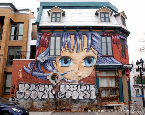 Manga, Montréal, Québec