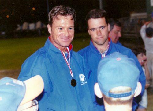 Sylvain Saindon et Daniel Brodeur, Corner Brook 1994