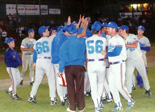 Équipe junior du Québec 1994