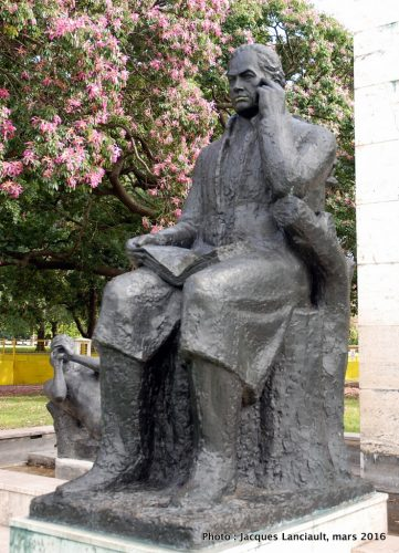 Plaza Rubén Darío, Buenos Aires, Argentine