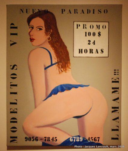 Roberto Plate, Antológica, Museo Nacional de Bellas Artes, Buenos Aires, Argentine
