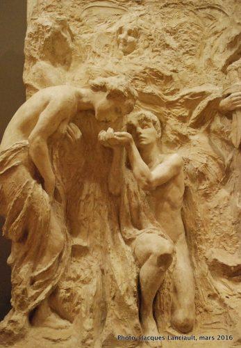 Monumento al Senador Rosazza, Museo Nacional de Bellas Artes, Buenos Aires, Argentine