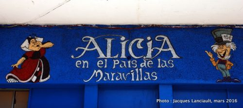 Calle Defensa, Buenos Aires, Argentine