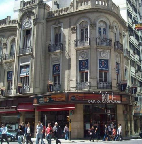 Scuzi, Barrio Palermo, Buenos Aires, Argentine
