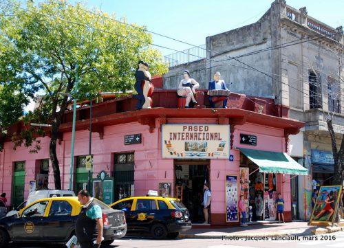 Barrio de La Boca, Buenos Aires, Argentine